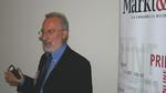 Keynote-Speaker Dr. Günter Hörcher auf dem Summit Industrie 4.0 im Jahr 2014