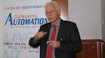 Klaus-Dieter Walter auf dem Summit Industrie 4.0 im Jahr 2014