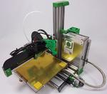 RS Components, electronica 2014, Elektromechanik, 3-D-Druck, RepRap, 3D Systems, Adrian Bowyer, DesignSpark Mechanical