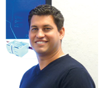 """Jeff Rodriguez, Teamleiter Engineering Service Group bei XP Power in Nordamerika: """"Die Alarm- und Kontrollsignale sind analog ausgelegt, aber die Schnittstellen sind digital realisiert, um das beste Ergebnis aus beiden Welten zu erhalten"""