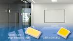 0,2-Watt-LEDs mit hoher Lichtausbeute
