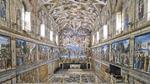 Osram lässt Sixtinische Kapelle erstrahlen