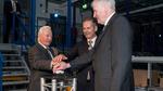 Seehofer weiht Conrads neues Logistikzentrum ein