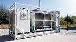 Neuer Kältecontainer für standardisiertes Rechenzentrum
