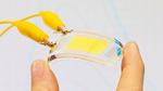 Flexible OLED-Lichtquellen günstig produzieren