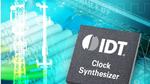 Clock-Synthesizer mit extrem niedrigem Phasenjitter