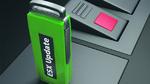 Aktualisierung per USB Stick von Sensor Technik Wiedemann