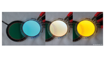 Transparente farbvariable OLED-Module entwickelt