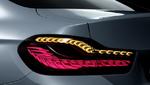OLED-Heckleuchten für den BMW M4