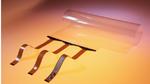 Rollbare und biegsame PCAP-Multi-Touch-Folie bis 85 Zoll