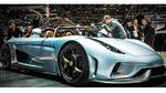 Hybridsupersportwagen Koenigsegg Regera klotzt mit 1.500 PS