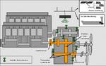 Energieautarker Funksensor überwacht Schiffsgetriebe