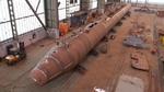 Konstruktion der weltgrößten Gezeitenturbine schreitet voran