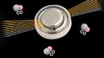 Elektrochemischer CO-Sensor im Knopfzellenformat