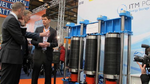 Gemeinschaftsstand Wasserstoff zeigt Fortschritte der Technologie