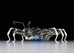 LaserMicronics fertigt Festos BionicANTs