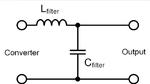 Bild 6: Aufbau eines Ausgangsfilters