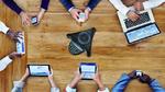 Video-, Voice- und Content-Collaboration auf Unternehmensniveau