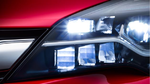 Neuer Opel Astra mit Matrix-Licht IntelliLux LED