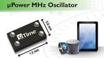 µPower MHz Oscillator SiT8021 verbraucht im Standbymodus unter 2 µA