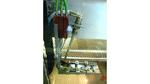 """Bild 5. Asscon Systemtechnik-Elektronik präsentierte das """"Dynamic Profiling Plus""""; im Detail zu sehen ist hier die in der Anlage verwendete Sensorik mit drei Messnormalen."""