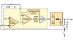 Ein rein analoger Stromversorgungs-Controller weist Standard-Funktionsblöcke wie Fehlerverstärker, Komparatoren und Rampengeneratoren auf. Damit steht eine geschlossene Regelschleife zur Verfügung, über die der Ausgang geregelt wird