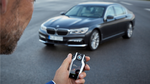 Das Hinein- und Herausfahren wird vom Fahrer mit dem ebenfalls neu entwickelten Display-Schlüssel aktiviert.