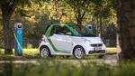 Eine Million Elektroautos bis 2021
