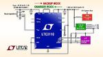 Bidirektionaler 2A-Abwärts/Aufwärts-Supercap-Lader