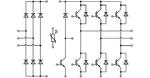 Schaltbild eines PIM-Moduls FP25R12W2T4