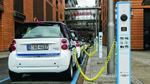 Batterien in Elektrofahrzeuge leise laden
