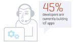Entwickler sehen IoT-Apps positiv