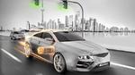 Continental integriert Elektromotor, Getriebe und Leistungselektronik