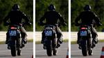 BMW entwickelt dynamisches Motorradbremslicht