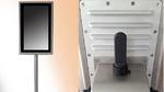 Im Hochformat montierbar: HMI-Systeme mit Multi-Touch