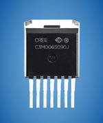 Gegenüber Silizium-basierten Super-Junction-MOSFETs weisen die 900-V-SiC-MOSFETs deutlich niedrigere RDSon-Werte auf: 65 mΩ bei +25 °C und bis zu 90 mΩ bei Temperaturen bis +150 °C.