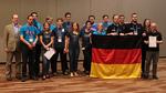 Drei deutsche Studententeams an der Spitze