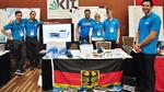 iCAN 2015, Team Karlsruher Institut für Technologie, Mikrosystemtechnik