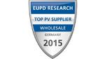 Sonepar ist »Top PV Großhändler« in Deutschland
