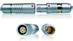 Push-Pull-Stecker: Kürzer und leichter als der Marktstandard