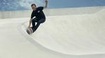 Schweben Sie auf dem supraleitenden Skateboard!