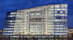 Vernetztes Licht von Philips leuchtet im Büro der Zukunft