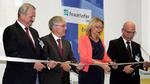Mikroelektronik-Forschungszentrum eröffnet