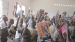 Menschen in Kisengo aktiv unterstützen
