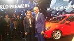 Mit dem neuen Astra das Image aufpolieren? Das ist Mary Barra, CEO von General Motors und Karl-Thomas Neumann, Vorstandsvorsitzender von Opel gut gelungen.