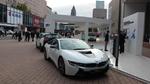 or der Halle 11 zeigte BMW das Laden seiner i-Modelle.