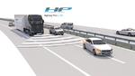 Daimler testet Lkw mit Highway Pilot auf der A8
