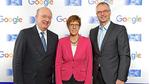 Google beteiligt sich am DFKI
