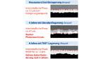 Intermetallisches Phasenwachstum z.B. zwischen äußerer Zinnbeschichtung und Basismaterial der Anschlußpins als Indikator für Alterungsprozesse: Der direkte Vergleich von Bauteilen, die im Standard-N2-Drypack gelagert und Bauteilen, die nach TAB® beha
