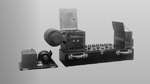Yokogawa 100-09 Oscillograph:  1924 - Das Ministry of Communications Electrical Testing Center bittet Yokogawa, einen tragbaren Oszillographen zu entwickeln. Nach einigen mühsamen Versuchen mit verschiedenen Materialien und Designs gelingt es. Die Na